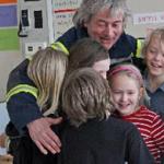 Elever i Insjön bäst på brandskydd