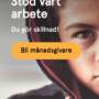 BRIS kampanj mot psykisk ohälsa 2017
